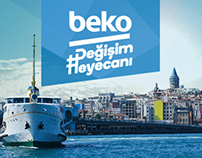 Beko Excitement of Change Campaign