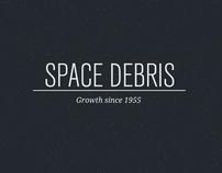 SPACE DEBRIS | film, poster