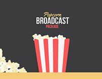 Popcorn Broadcast Package