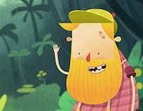 Harrdy | Animated Short
