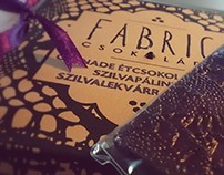 Fabric Chocolate package