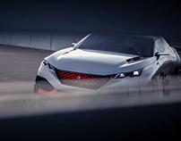 Peugeot Quartz - The Making Of