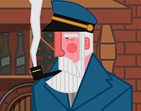 Capitaine Bar