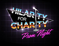 Hilarity for Charity Posters