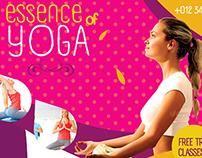 Yoga Flyer / Fitness Flyer