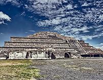 Teotihuacán & Tula HDR