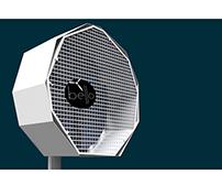 'bello' Pedestal Fan