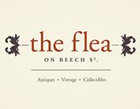 The Flea on Beech Brand Identity