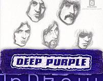 Deep Purple In Draw