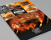 Flaming Grill Menu 2014
