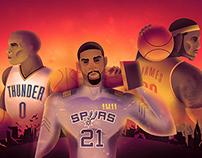 NBA for ESPN
