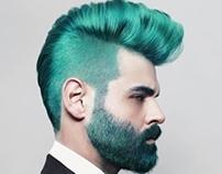 Spagetti Hairdesign