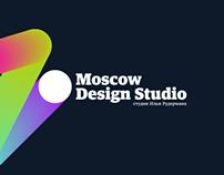 Moscow Design Studio Branding