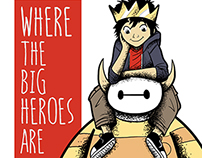 Where The Big Heroes Are