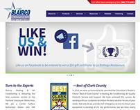 Blairco web site