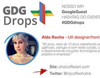 [2014] GDGDrops Google Brasil Event