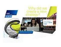 KPMG Global Strategy Microsite Design