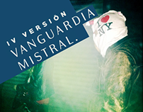 Layout Vanguardia Mistral | Pisco Mistral