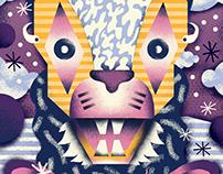 Illustrations for Petit Bain 2014