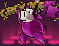 Groovie Pig