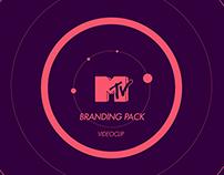 MTV Branding Pack for VideoClip