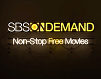 SBS Movies On Demand Campaign