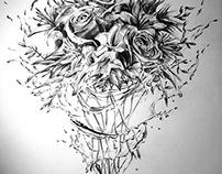 Engulfed Bouquet