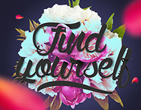 Find yourself flowers test