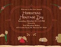 Homestead Heritage Day