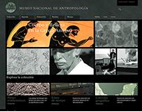 Rediseño Sitio Web MNA