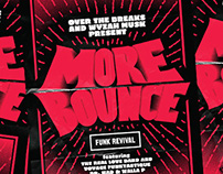 More Bounce Funk Revival Posters