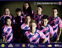 SCAA Causeway Bay RFC 2015 Collection