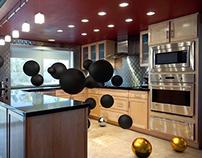 Kitchen Ball Pit