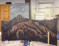 Scenic Painting for Other Desert Cities