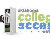 Oklahoma College Access Network Website