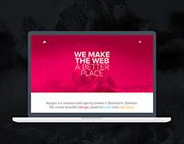 Agigen new website