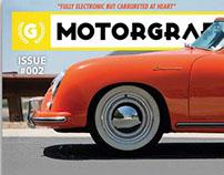 Motorgrafico website