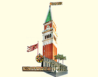Web page of San Marco Plaza Project