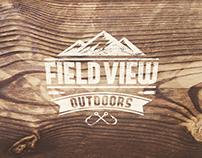 Hunting & Fishing Club Brand Identity
