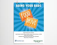 Philabundance Food Drive Poster Series