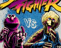 Sesame Fighter for AES 1975