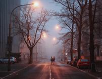 Hazy Sunday Mornings