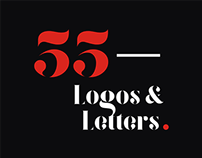 55 Logos & Letters