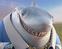 Superbid Shark
