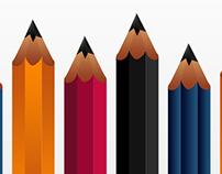 Vectorel Pencil Art