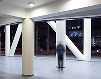 Edificio Centro de Estudios Avanzados y Extensión (CEA)