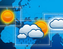 Weather Forecast for Caspionet TV Channel