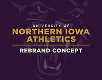 University of Northern Iowa - Athletics Rebrand Concept