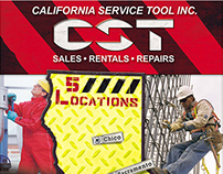 California Service Tool, Inc. Product Catalog Cover