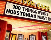Houston Art Deco Movie Theatre